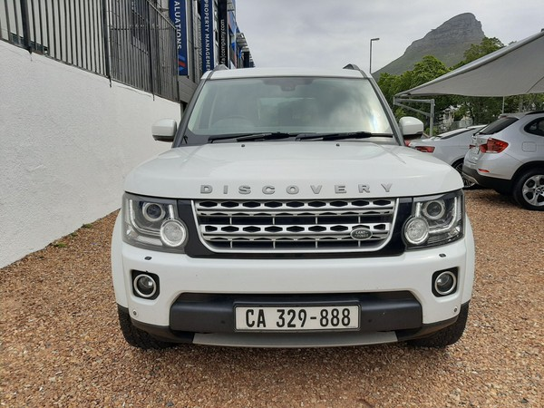 2015 Land Rover Discovery 4 3.0 Tdv6 Hse  Western Cape Cape Town_0
