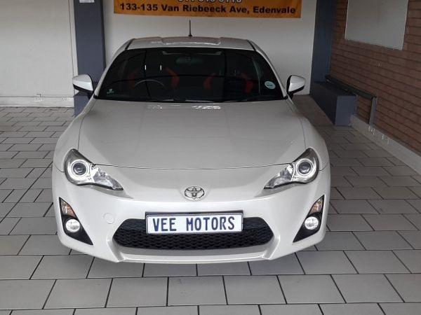 2012 Toyota 86 2.0  Gauteng Edenvale_0