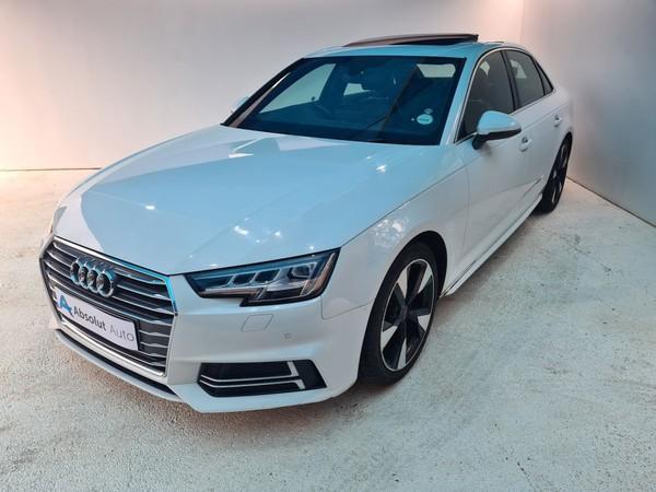 2016 Audi A4 1.4T FSI SPORT S Tronic Gauteng Randburg_0