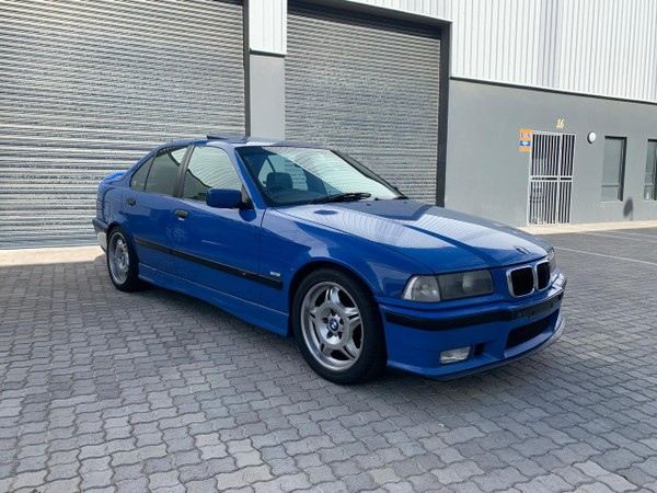 1998 BMW 3 Series 318i Motorsport Ii e36  Western Cape Table View_0