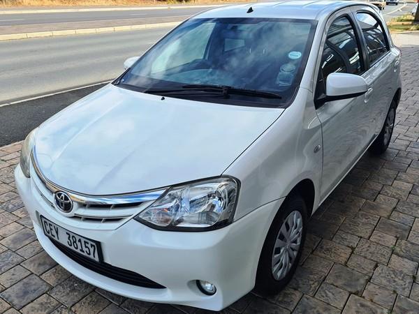 2019 Toyota Etios 1.5 Xs 5dr  Western Cape Worcester_0