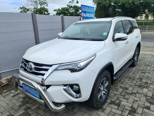 2016 Toyota Fortuner 2.8GD-6 RB Eastern Cape East London_0