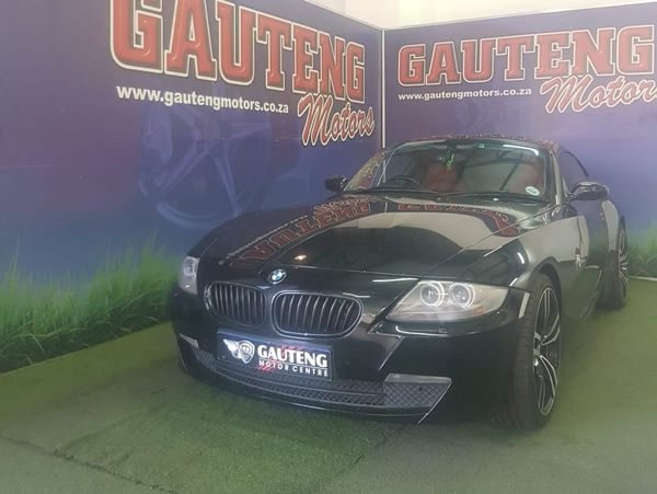 2006 BMW Z4 Coupe 3.0si  Gauteng Pretoria_0