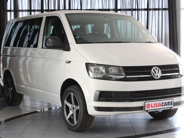 2017 Volkswagen Kombi 2.0 TDi DSG 103kw Trendline Gauteng Kempton Park_0