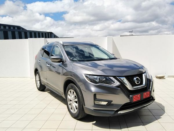 2019 Nissan X-Trail 2.5 Acenta 4X4 CVT Kwazulu Natal Pinetown_0
