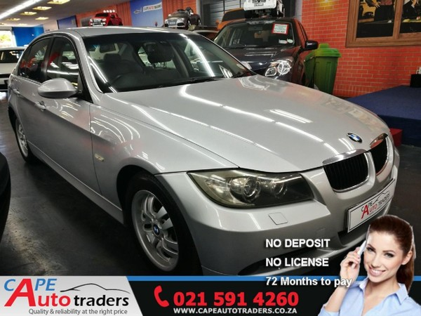 2007 BMW 3 Series 320i At e90  Western Cape Goodwood_0