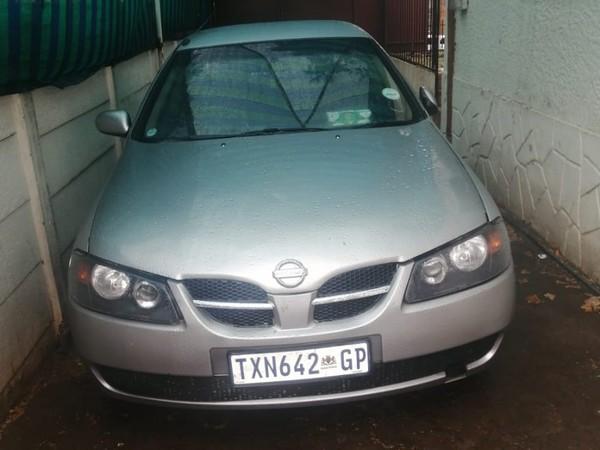 2005 Nissan Almera 1.6 Comfort h1425  Gauteng Johannesburg_0