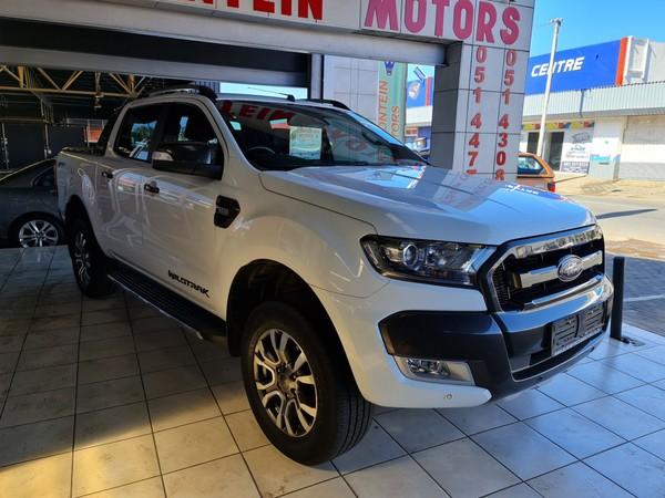 2016 Ford Ranger 3.2TDCi Wildtrak Auto Double cab bakkie Free State Bloemfontein_0