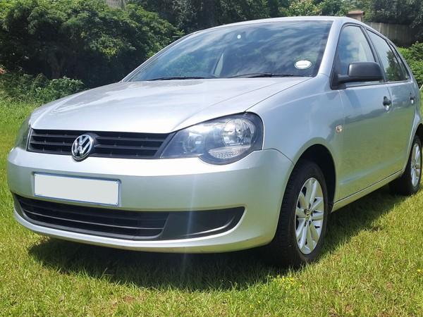2012 Volkswagen Polo Vivo 1.4 Trendline Tip Kwazulu Natal Durban North_0