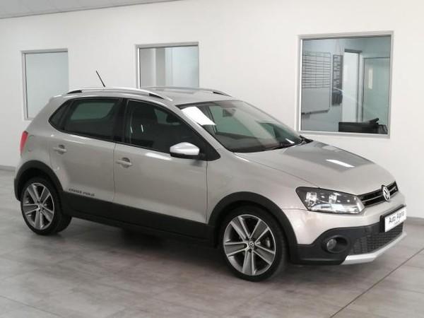 2012 Volkswagen Polo 1.6 Tdi Cross  Gauteng Randburg_0