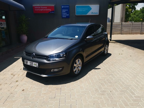 2011 Volkswagen Polo 1.6 Comfortline 5dr  Limpopo Polokwane_0