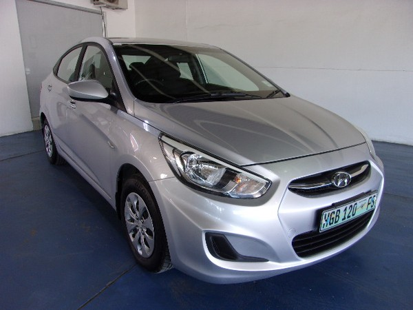 2017 Hyundai Accent 1.6 Gl  Free State Kroonstad_0