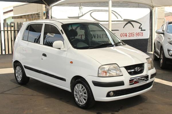 2005 Hyundai Atos 1.1 Gls  Gauteng Johannesburg_0