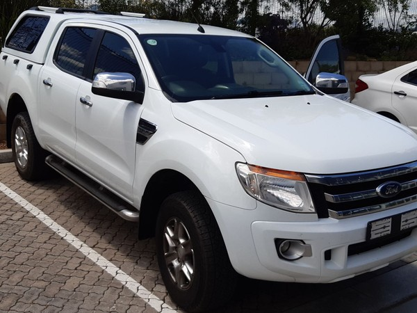 2013 Ford Ranger 3.2tdci Xlt 4x4 At Pu Dc  Western Cape Kuils River_0
