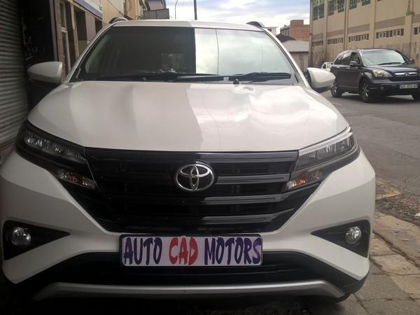 2018 Toyota Rush 1.5 Gauteng Johannesburg_0