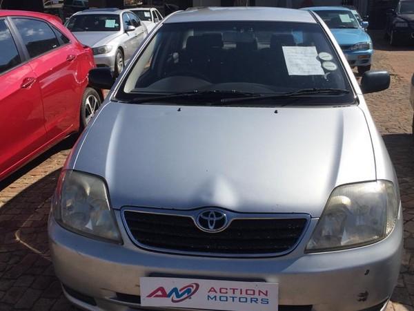 2004 Toyota Corolla 180i Gle At  Gauteng Lenasia_0