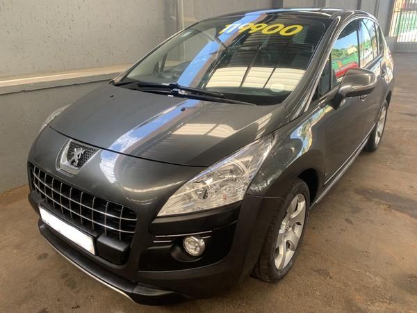 2010 Peugeot 3008 2.0 Hdi Executive  Allure At  Gauteng Randburg_0