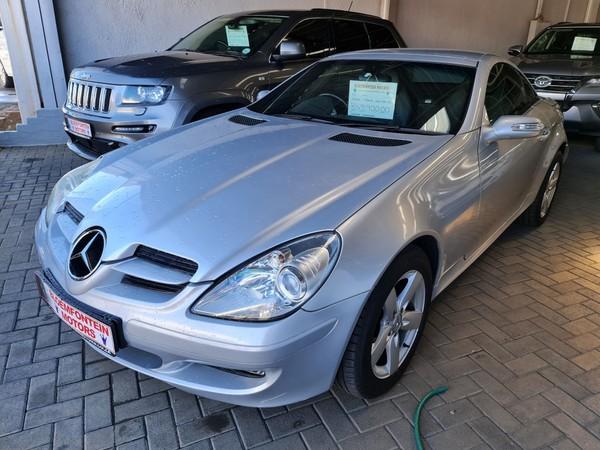 2005 Mercedes-Benz SLK-Class Slk 200 Kompressor At  Free State Bloemfontein_0