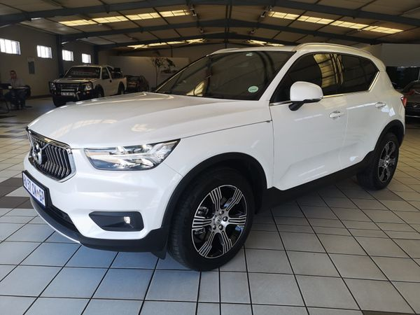 2019 Volvo XC40 D4 Inscription AWD Geartronic Gauteng Roodepoort_0