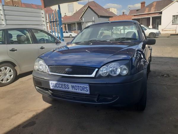 2006 Ford Bantam 1.6i Ac Pu Sc  Gauteng Johannesburg_0