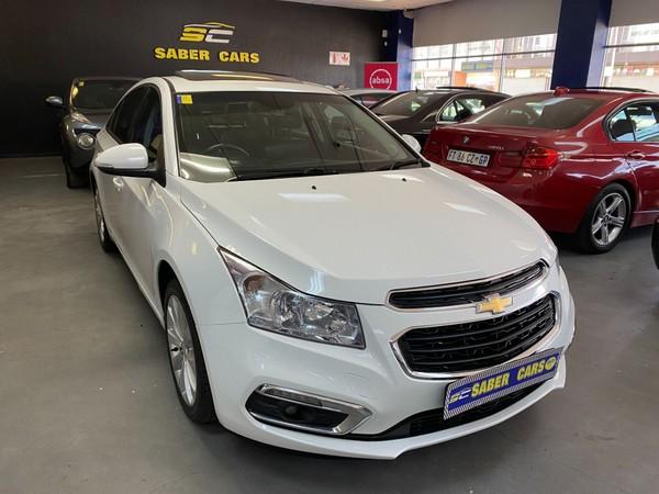 2015 Chevrolet Cruze 1.6 LS Gauteng Benoni_0