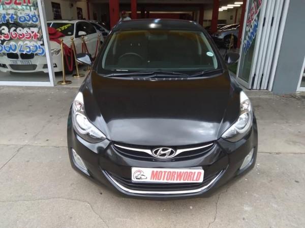 2014 Hyundai Elantra 1.6 Gls  Kwazulu Natal Durban_0