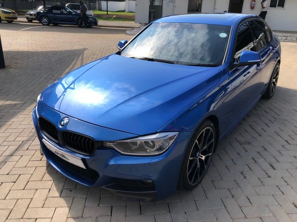 2012 BMW 3 Series 328i M Sport Line At  f30  Gauteng Sandton_0