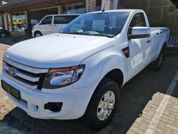 2015 Ford Ranger 2.2tdci Xls Pu Sc  Free State Bloemfontein_0