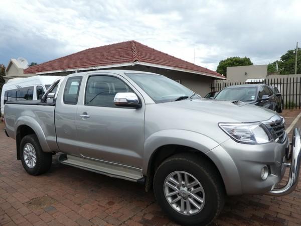 2012 Toyota Hilux 3.0d-4d Raider Xtra Cab 4x4 Pu Sc  Gauteng Bramley_0
