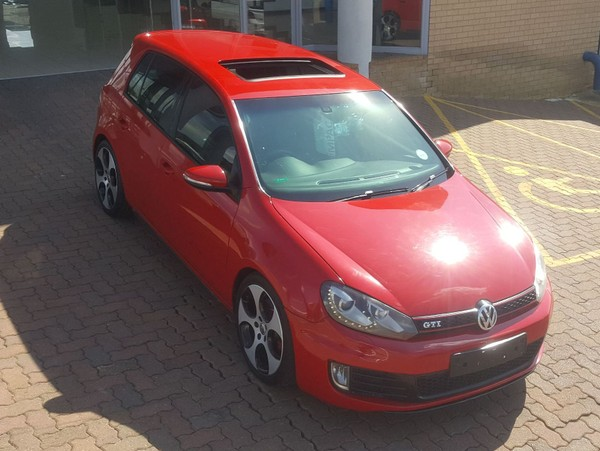 2012 Volkswagen Golf VII GTi 2.0 TSI DSG Gauteng Midrand_0