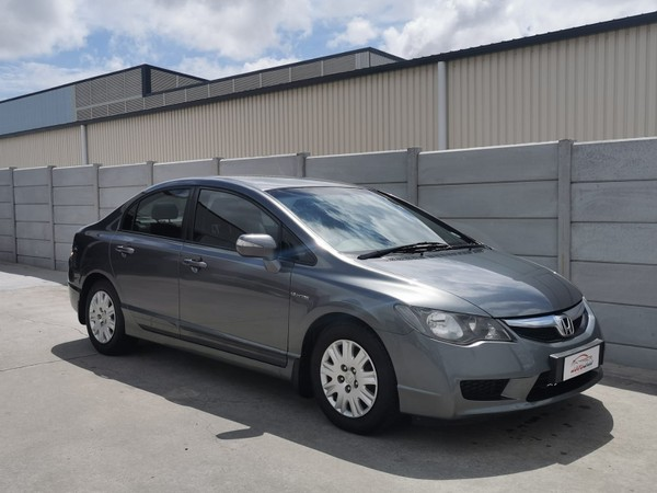 2009 Honda Civic 1.8 Lxi At  Western Cape Bellville_0