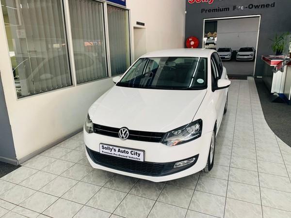 2012 Volkswagen Polo 1.6 Comfortline 5dr  Eastern Cape Port Elizabeth_0