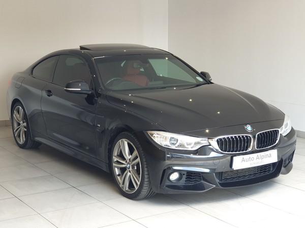 2016 BMW 4 Series 428i Coupe M Sport Auto Gauteng Boksburg_0