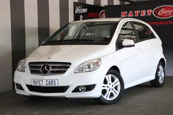 2011 Mercedes-Benz B-Class B 180 At  Mpumalanga Delmas_0