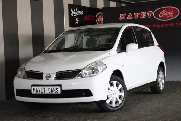 2011 Nissan Tiida 1.6 Visia  MT Hatch Mpumalanga Delmas_0
