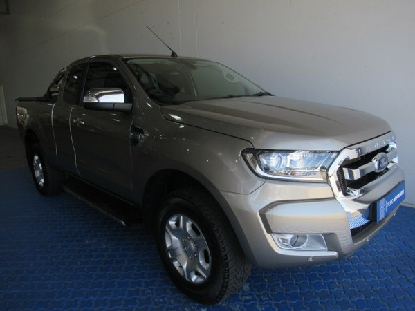 2018 Ford Ranger 3.2TDCi XLT 4X4 AT PU SUPCAB Western Cape George_0