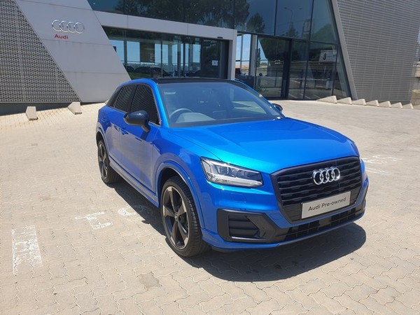 2021 Audi Q2 1.0T FSI Sport Stronic Gauteng Sandton_0