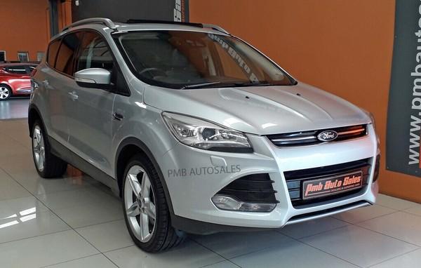 2013 Ford Kuga 2.0 TDCI Titanium AWD Powershift Kwazulu Natal Pietermaritzburg_0