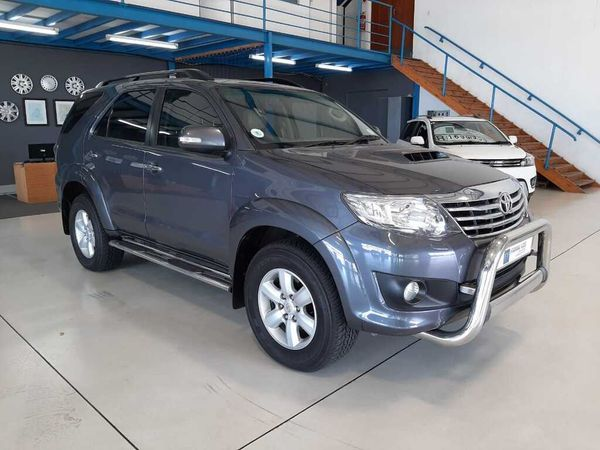 2012 Toyota Fortuner 3.0d-4d Heritage 4x4 At  Western Cape Somerset West_0