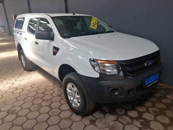 2015 Ford Ranger 2.2tdci Xl Pu Dc  Gauteng Silverton_0