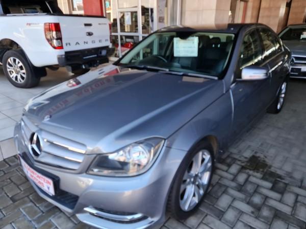 2013 Mercedes-Benz C-Class C200 Be Avantgarde At  Free State Bloemfontein_0