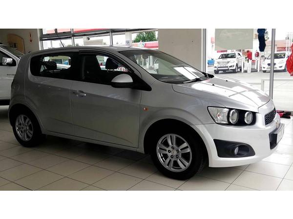 2012 Chevrolet Sonic 1.6 Ls 5dr  Mpumalanga Secunda_0