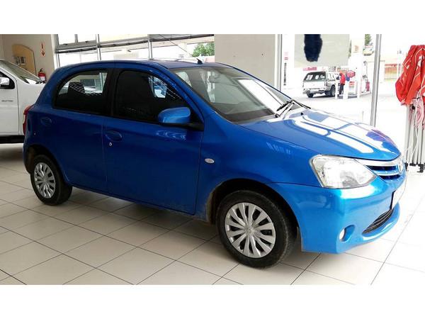 2016 Toyota Etios 1.5 Xs 5dr  Mpumalanga Secunda_0