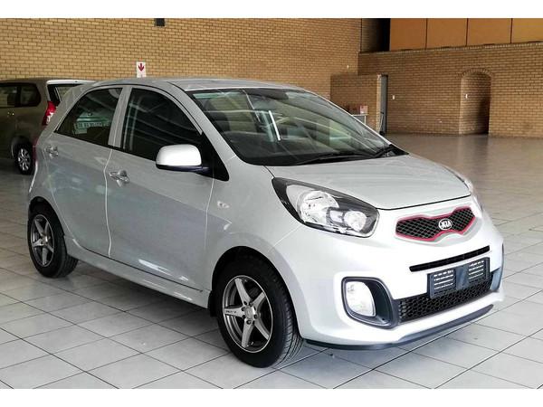 2015 Kia Picanto 1.2 Ex  Mpumalanga Secunda_0