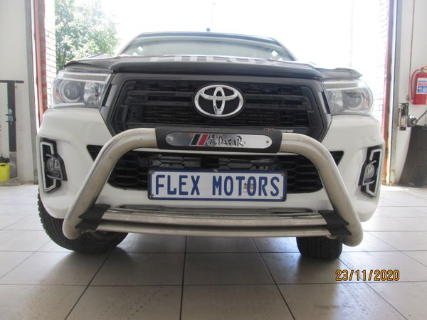 2019 Toyota Hilux 2.4 GD-6 RB SR Double Cab Bakkie Gauteng Johannesburg_0