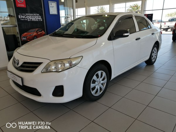 2010 Toyota Corolla 1.3 Impact  Western Cape Vredenburg_0