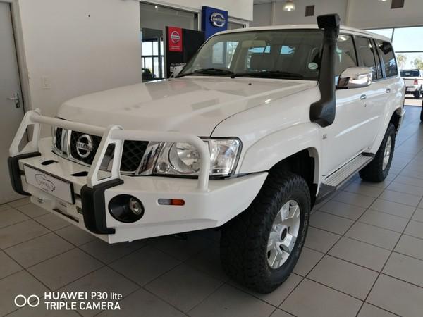 2014 Nissan Patrol 4.8 Grx 4x4 At p71  Western Cape Vredenburg_0
