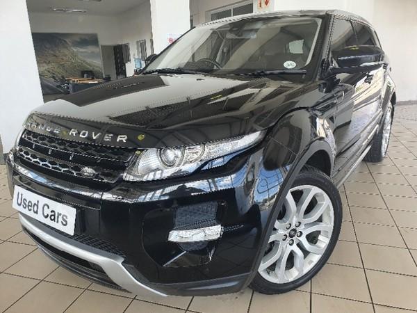 2014 Land Rover Evoque 2.0 Si4 Dynamic  Gauteng Isando_0