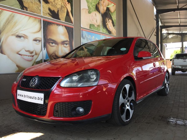 2008 Volkswagen Golf Gti 2.0t Fsi  North West Province Brits_0