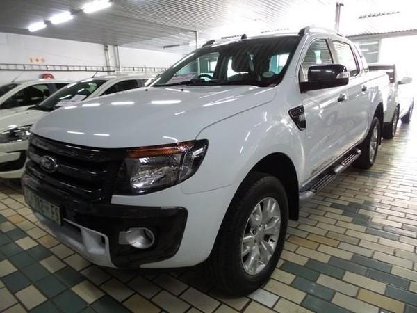 2014 Ford Ranger 3.2TDCi Wildtrak 4x4 Auto Double cab bakkie Free State Bloemfontein_0